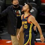 NBA – La séquence complètement folle de Steph Curry avant le ASG !