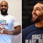 NBA – Le génial message de Teddy Riner pour Rudy Gobert !