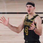 NBA – La décla archi-forte d'Alex Caruso sur les Lakers