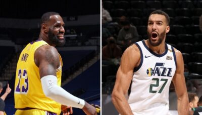 NBA – Le Jazz saborde le choc du soir face aux Lakers
