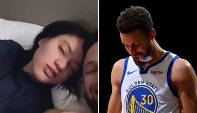 NBA – Ayesha Curry finit aux urgences, Saint-Valentin désastreuse