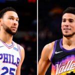 NBA – Ben Simmons ridiculisé au delà du basket par Devin Booker