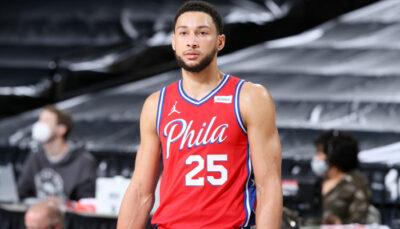 NBA – « Je n'ai pas besoin que Ben Simmons m'explique comment gagner, il n'a rien gagné »