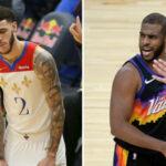 NBA – Chris Paul humilie Lonzo Ball et les Pels avec une violente punchline !