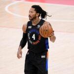 NBA – La stat impressionnante de Derrick Rose depuis son arrivée aux Knicks !