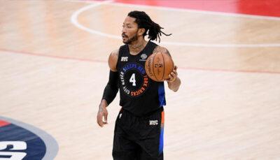 NBA – La déclaration choc de Derrick Rose
