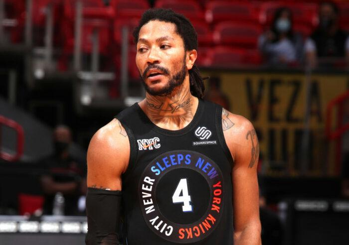 Derrick Rose chez les Knicks