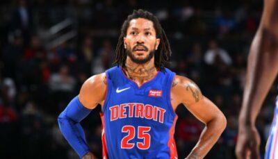 NBA – Les 4 franchises qui étaient dans la course à D-Rose… et ont perdu
