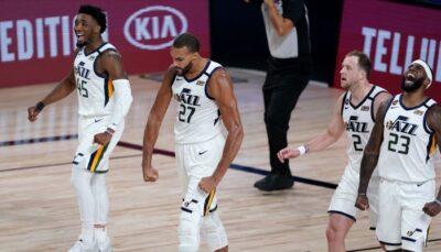 NBA – L'ultra domination du Jazz prouvée par 12 chiffres dingues