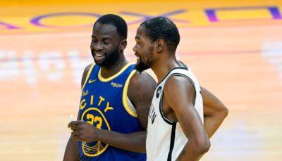 NBA – Kevin Durant brise les règles de la ligue pour son retour à Golden State