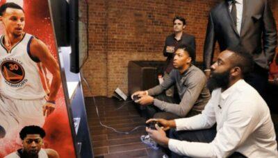 NBA – Le joueur blessé et out 2 matchs à cause… des jeux vidéos !