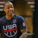NBA – Isaiah Thomas réagit à son retour réussi avec Team USA