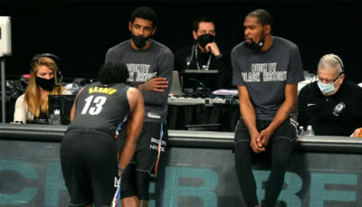 NBA – « Les Nets ont un Big Three, nous on a un Big Five »