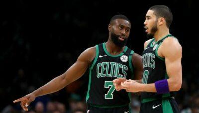 NBA – Combien de mois Jaylen Brown va-t-il être out ?
