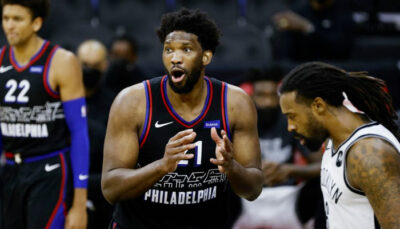NBA – En feu, Joel Embiid tape son career-high et rejoint Wilt Chamberlain !