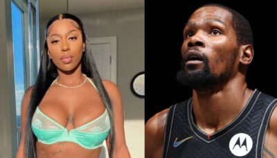 NBA – Kevin Durant recadre la rappeuse Kash Doll dans un tweet viral