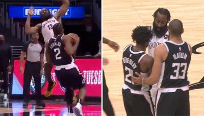 NBA – Polémique arbitrale, échauffourée : c'était tendu entre les Clippers et les Nets !