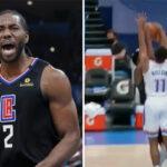 NBA – L'impressionnante action à la Kawhi de Théo Maledon !