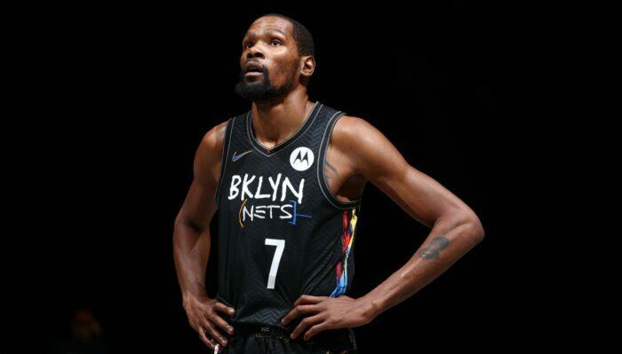 Kevin Durant chez les Nets