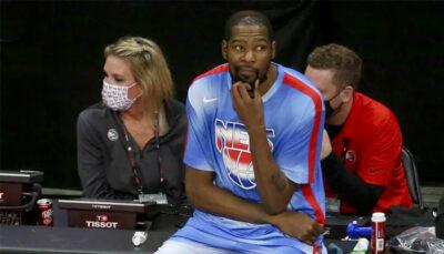 Furieux, Kevin Durant dégomme la ligue en un tweet ! NBA