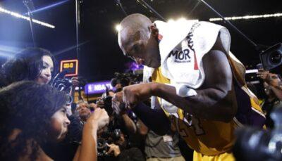 NBA – L'objectif initial fixé à Kobe pour son ultime match révélé