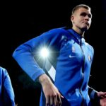 NBA – Le trade qui enverrait Kristaps Porzingis aux Warriors