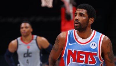 NBA – Le tweet polémique d'une star de la ligue sur Kyrie Irving