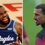 NBA – LeBron envoie un subtil 2ème message à Zlatan Ibrahimovic