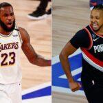 NBA – CJ McCollum tente d'éteindre l'incendie avec LeBron