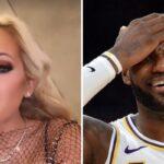 NBA – Les joueurs réagissent à l'altercation entre LeBron et « Courtside Karen »