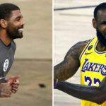 NBA – Dépité, LeBron réagit cash à la blessure de Kyrie Irving