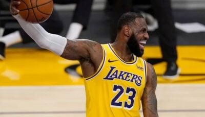 NBA – LeBron réagit à sa surpuissance au All-Star Game