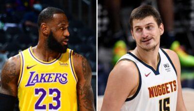 NBA – « Bien sûr que je suis dans la course au MVP, je ne vais pas me cacher »