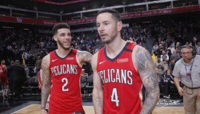 NBA – Les 9 franchises en discussion pour Lonzo et Redick révélées
