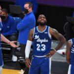 NBA – Le père d'une superstar douche les espoirs des fans des Lakers