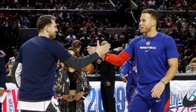 NBA – Le trade qui enverrait Blake Griffin chez les Mavericks