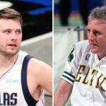 NBA – « Luka Doncic est le blanc le plus chanmé depuis Larry Bird »
