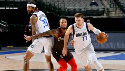 NBA – Doublé par Doncic pour le ASG, Lillard réagit cash
