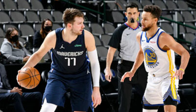 NBA – Charles Barkley s'en prend au duo Curry/Doncic