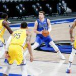 NBA – Des Warriors au 5 majeur unique humilient les Mavs !