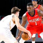 NBA – Duel épique entre Zion et Luka, career-high pour les deux !