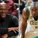 NBA – L'habitude humiliante de MJ… à chaque fois qu'il croise Kevin Garnett