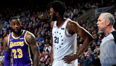 NBA – Exit LeBron, Embiid and co : Smith propose un autre MVP !