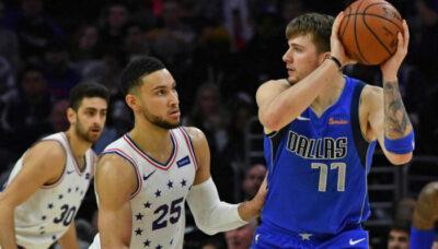 NBA – La phrase ultra-arrogante de Luka Doncic sur Ben Simmons