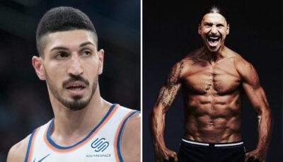 NBA – Après LeBron, Enes Kanter dégomme Zlatan Ibrahimovic !