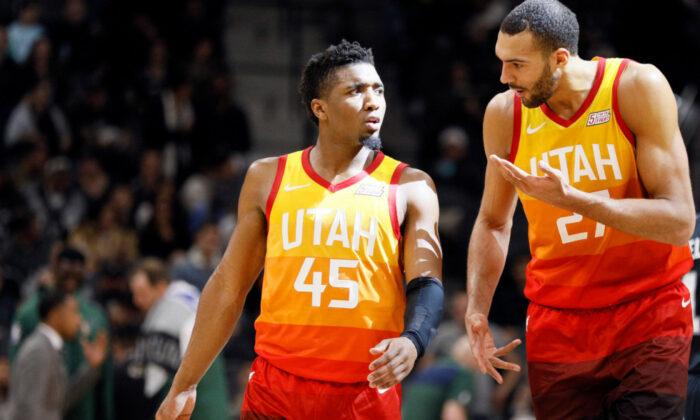Rudy Gobert et Donovan Mitchell ulcérés par une décision de l'Utah