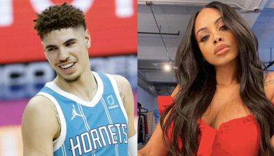 NBA – La preuve de la romance entre LaMelo et une influenceuse de 32 ans révélée ?