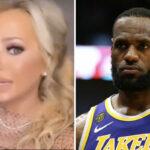 NBA – Juliana rétropédale… et fait passer un nouveau message à LeBron !