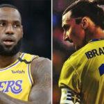 NBA – Zlatan répond à LeBron… et en remet une couche