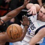 NBA – Le message de Luka Doncic pour James Harden